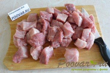 Мамалыга с мясом в мультиварке Шаг 1 (картинка)