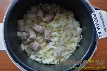 Мамалыга с мясом в мультиварке Шаг 3 (картинка)