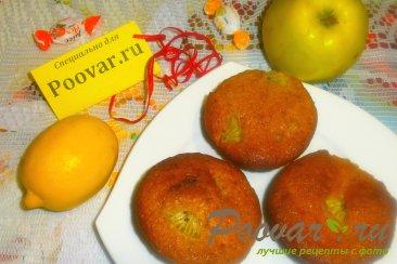 Маффины с лимоном и киви Изображение