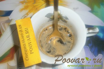 Кофейный пирог с шоколадным печеньем и мандаринами Шаг 7 (картинка)