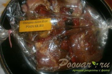 Свиная грудинка с чесноком и помидорами в духовке Шаг 9 (картинка)
