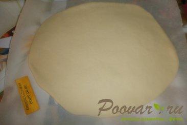 Открытый пирог с пряной грушей Шаг 7 (картинка)