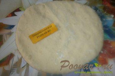 Пирог из картофельного теста с грибами и фаршем Шаг 13 (картинка)