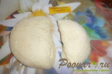 Пирог из картофельного теста с грибами и фаршем Шаг 12 (картинка)