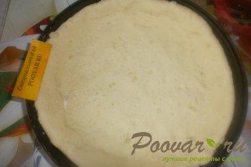 Пирог из картофельного теста с грибами и фаршем Шаг 14 (картинка)