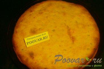 Пирог из картофельного теста с грибами и фаршем Шаг 19 (картинка)