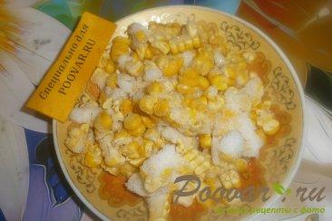 Тушёная курица с овощами и томатом Шаг 8 (картинка)