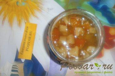 Лепёшки со сладкой начинкой Шаг 6 (картинка)