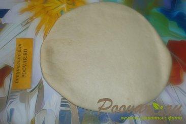 Лепёшки со сладкой начинкой Шаг 11 (картинка)