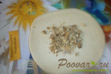 Лепёшки со сладкой начинкой Шаг 12 (картинка)
