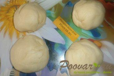 Лепёшки со сладкой начинкой Шаг 10 (картинка)