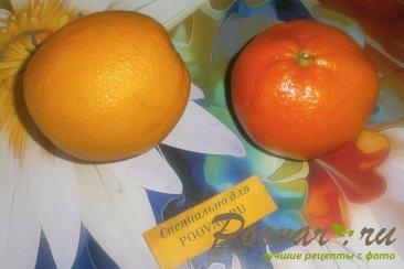 Курица с мандаринами и апельсинами Шаг 7 (картинка)