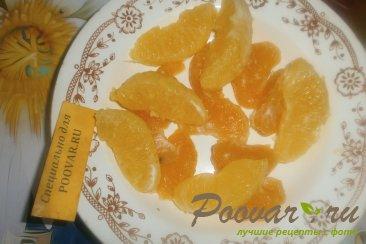 Курица с мандаринами и апельсинами Шаг 8 (картинка)
