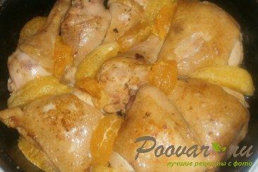 Курица с мандаринами и апельсинами Шаг 9 (картинка)