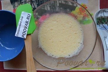 Омлет с помидорами и сыром в мультиварке Шаг 4 (картинка)