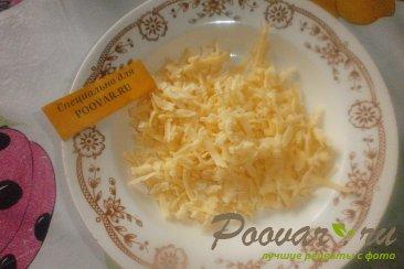 Баница с твёрдым сыром из теста фило Шаг 11 (картинка)