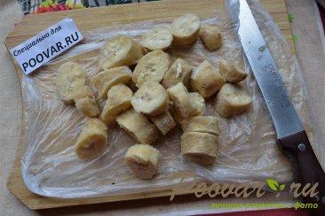 Бананово-шоколадное мороженое Шаг 1 (картинка)