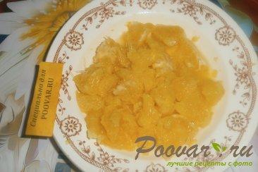 Желе из мандаринов и апельсинов Шаг 3 (картинка)