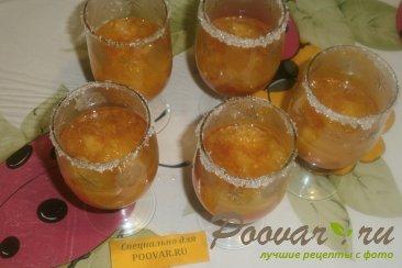 Желе из мандаринов и апельсинов Шаг 12 (картинка)