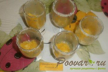 Желе из мандаринов и апельсинов Шаг 10 (картинка)