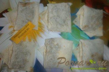 Лаваш с фаршем и сыром Шаг 10 (картинка)