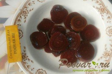 Салат из свеклы и мандаринов Шаг 4 (картинка)