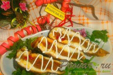 Пеленгас запечённый в духовке Изображение