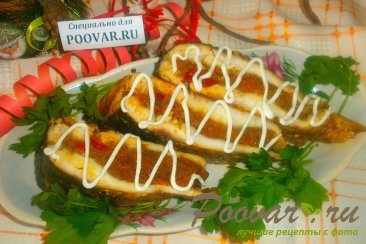 Пеленгас запечённый в духовке Шаг 15 (картинка)