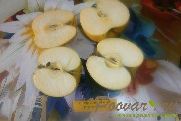 Яблоки запечённые в духовке с мёдом и корицей Шаг 2 (картинка)