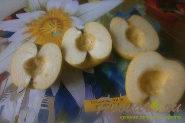 Яблоки запечённые в духовке с мёдом и корицей Шаг 3 (картинка)
