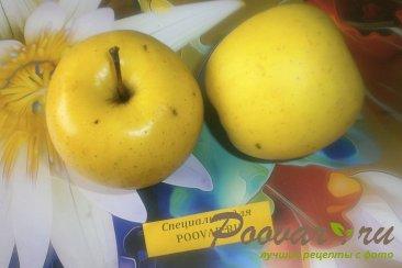 Яблоки запечённые в духовке с мёдом и корицей Шаг 1 (картинка)