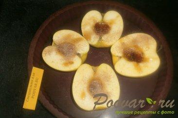Яблоки запечённые в духовке с мёдом и корицей Шаг 5 (картинка)