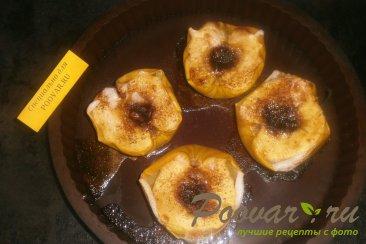 Яблоки запечённые в духовке с мёдом и корицей Шаг 6 (картинка)