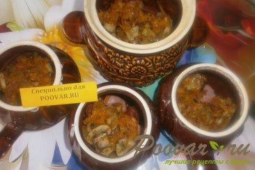 Жаркое с картофелем и грибами в духовке Шаг 11 (картинка)