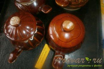 Жаркое с картофелем и грибами в духовке Шаг 17 (картинка)