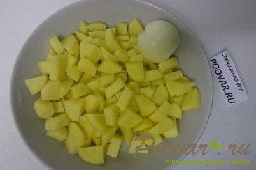 Суп с курицей и картофелем Шаг 3 (картинка)