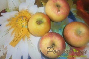 Насыпной пирог с яблоками и тыквой Шаг 7 (картинка)