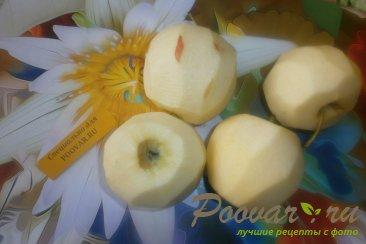 Насыпной пирог с яблоками и тыквой Шаг 8 (картинка)