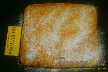 Насыпной пирог с яблоками и тыквой Шаг 19 (картинка)