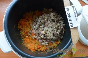 Пирожки с мясом, картофелем и шпинатом Шаг 6 (картинка)