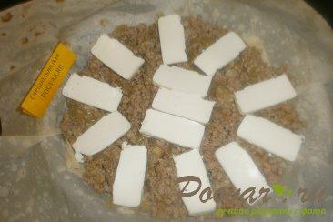 Мясной пирог из лаваша Шаг 11 (картинка)