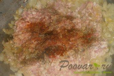 Мясной пирог из лаваша Шаг 6 (картинка)