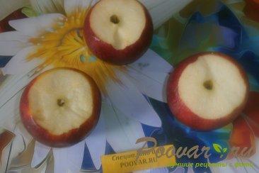 Яблоки с творогом запечённые в духовке Шаг 4 (картинка)