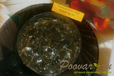 Слоёный салат из морской капусты и крабовых палочек Шаг 11 (картинка)