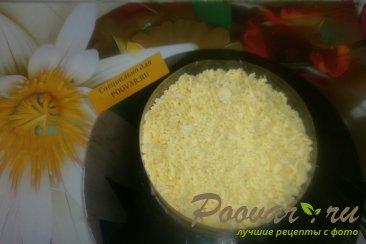 Слоёный салат из морской капусты и крабовых палочек Шаг 13 (картинка)