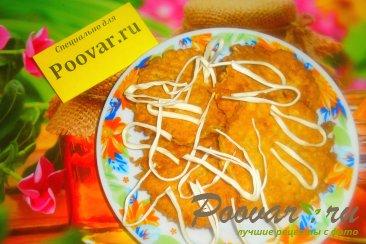 Вафли с картофелем и сыром Изображение