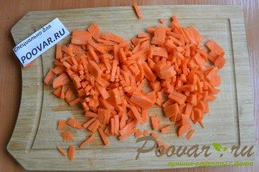 Тушеная картошка с сосисками в мультиварке Шаг 4 (картинка)