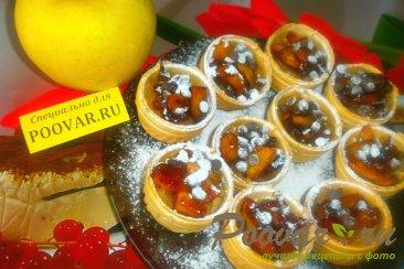 Тарталетки с яблоками Изображение