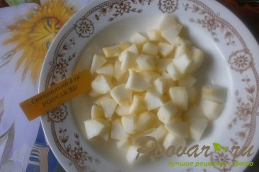 Тарталетки с яблоками Шаг 2 (картинка)