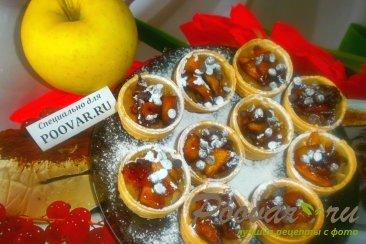 Тарталетки с яблоками Шаг 14 (картинка)